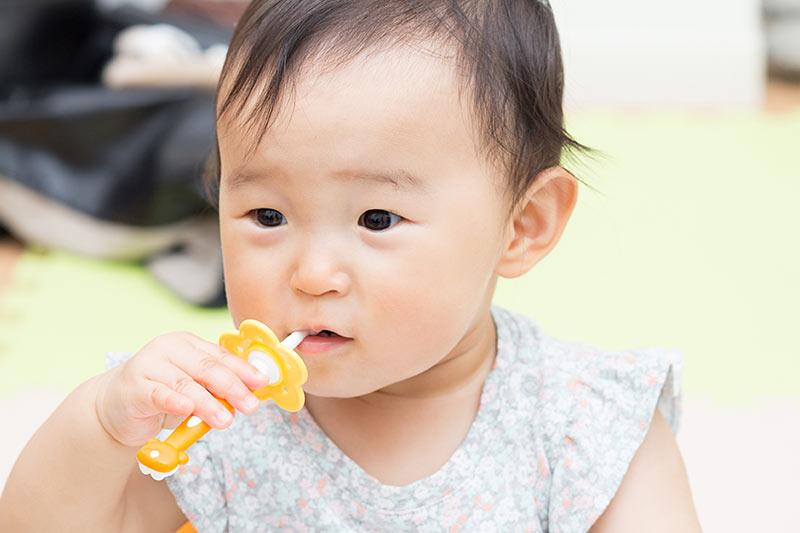 infant dental care overview image