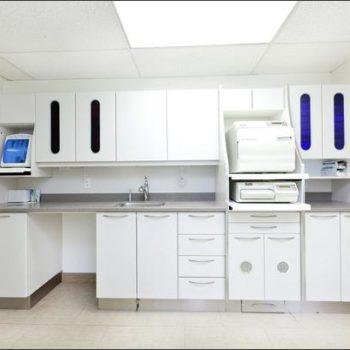 Sanitation Room